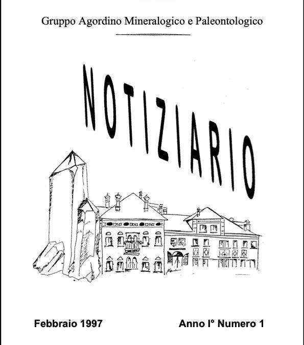 NOTIZIARIO N. 1